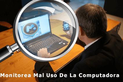 controla Mal uso del PC