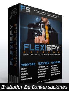 Escuchar Conversaciones Con FlexiSpy